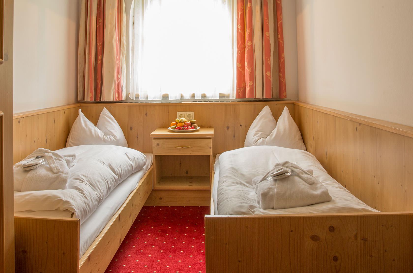 Zimmer für Kinder im Hotel Kristall