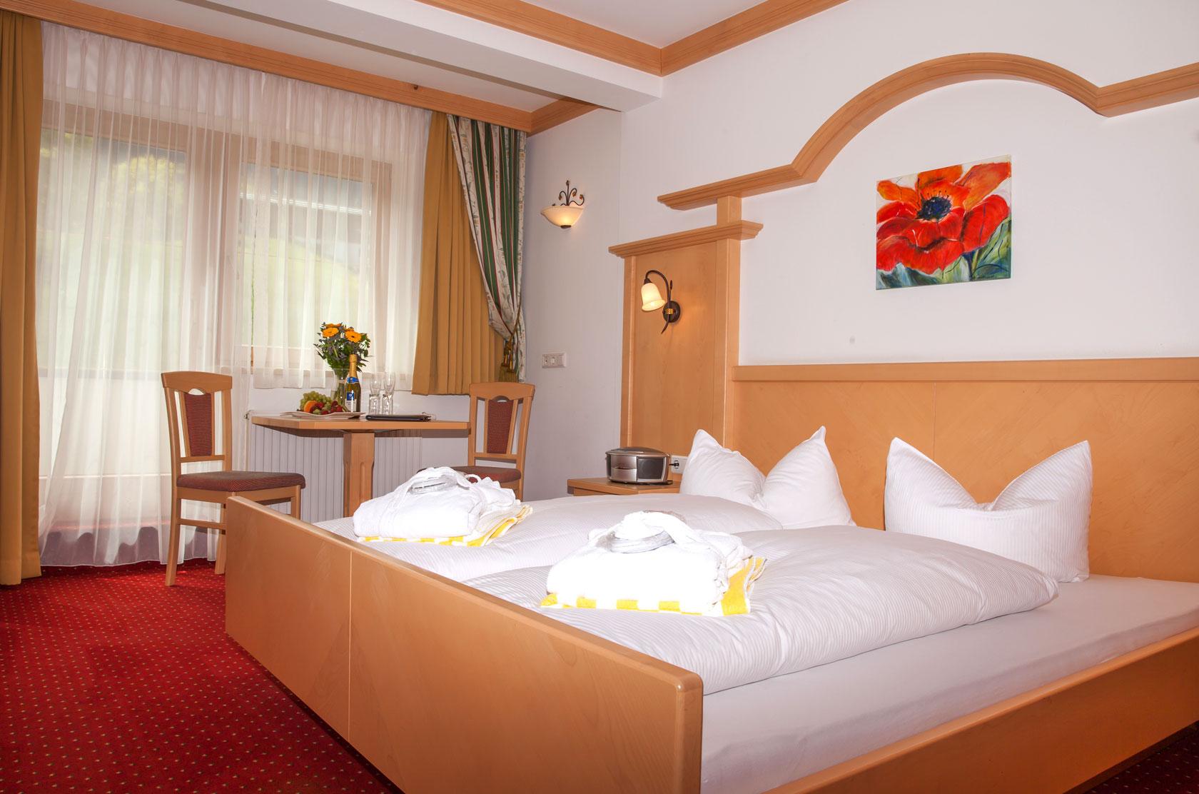 Hotelzimmer für Familien