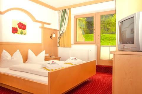 Zimmer für Familien im Hotel Kristall