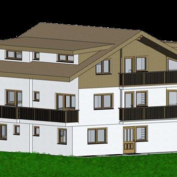 Apartment-Ansicht